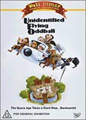 Unidentified Flying Oddball (1979) on DVD