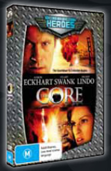 The Core (Extreme Action Heroes) on DVD