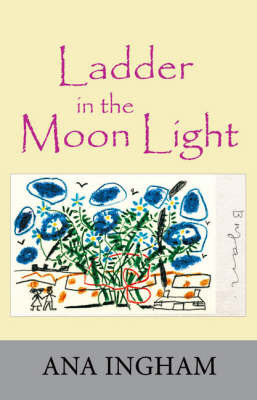 Ladder in the Moon Light by Ana Ingham
