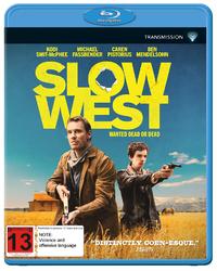 Slow West on Blu-ray