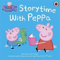 Peppa Pig: Storytime with Peppa (CD, 15 Stories)