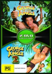 George Of The Jungle / George Of The Jungle 2 - 2-DVD Collection (2 Disc Set) on DVD