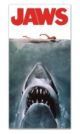 Jaws: Movie Poster Towel
