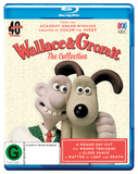 The Wallace & Gromit Collection on Blu-ray