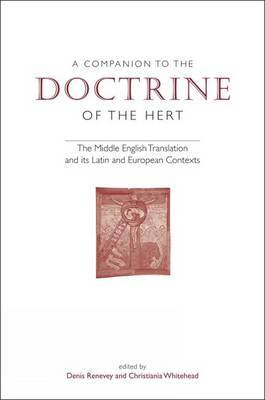 A Companion to 'The Doctrine of the Hert' image