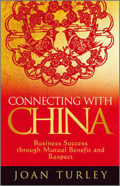 Connecting with China by Joan Turley image