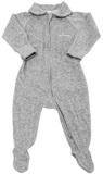 Bonds Newbies Zip Poodelette - Grey Marle (0-3 Months)