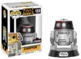 Star Wars - Chopper (Imperial) Pop! Vinyl Figure (LIMIT - ONE PER CUSTOMER)