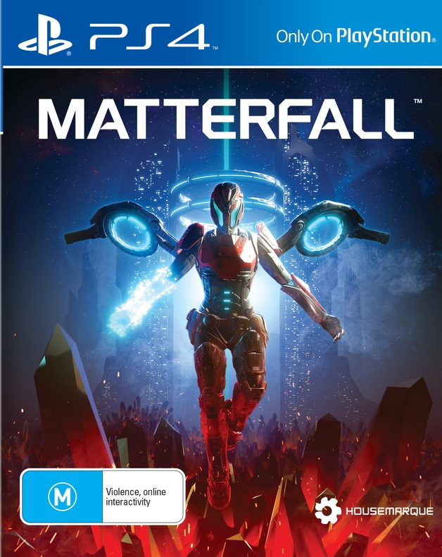 Matterfall for PS4