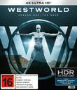 Westworld - Season One on UHD Blu-ray
