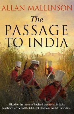 The Passage to India by Allan Mallinson image