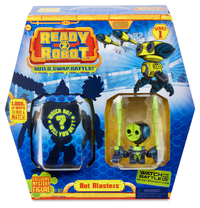 Ready2robot: Bot Blasters Playset - Green