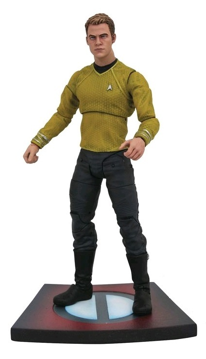 Star Trek: Movie Select Action Figure - Kirk