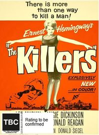 The Killers on DVD image