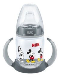 NUK First Choice Learner Bottle 150ml - Mickey Mouse