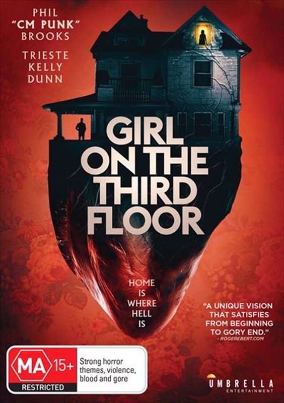 Girl On The Third Floor on DVD
