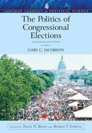 The Politics of Congressional Elections by Gary C Jacobson image