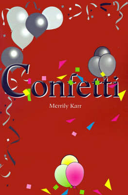 Confetti by Merrily T Karr image