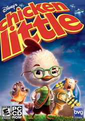 Disney's Chicken Little for PC Games