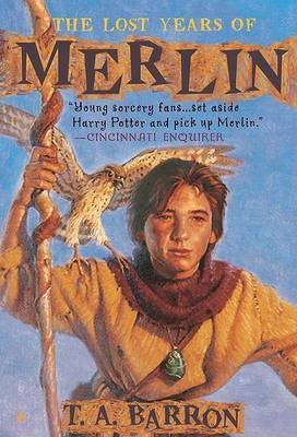 The Lost Years of Merlin (Digest) by T.A. Barron image