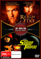 Starship Troopers / Reign Of Fire - 2-DVD Collection (2 Disc Set) on DVD