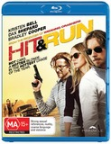 Hit & Run on Blu-ray