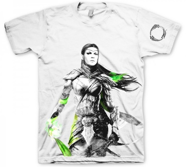 The Elder Scrolls Online Elf T-Shirt (Medium)