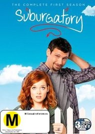 Suburgatory - The Complete First Season on DVD