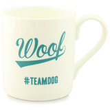 Woof - Team Dog Mug