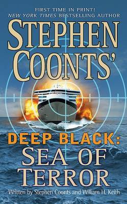 Sea of Terror by Stephen Coonts image