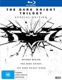 The Dark Knight Trilogy - Special Edition on Blu-ray