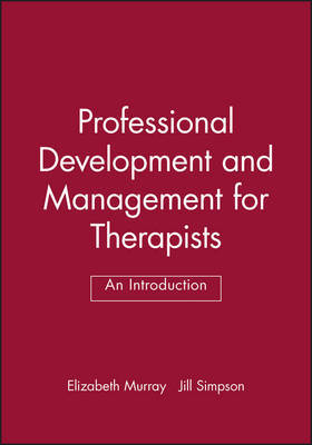 Professional Development and Management for Therapists