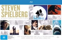 Steven Spielberg Director's Collection Box Set on Blu-ray