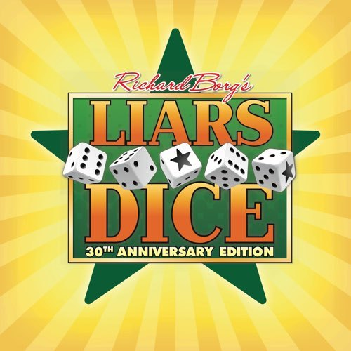 Liars Dice: 30th Anniversary Edition