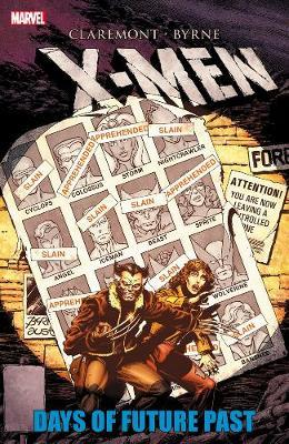 X-men: Days Of Future Past by Chris Claremont image