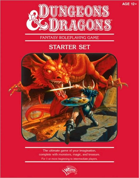 Dungeons & Dragons - Red Box Starter Set | Buy Now | at ...