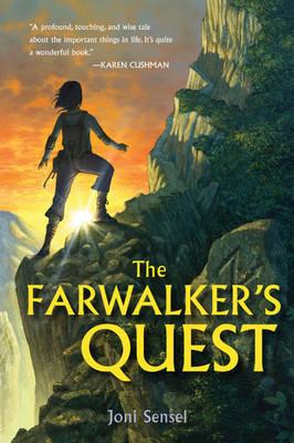 The Farwalker's Quest by Joni Sensel image