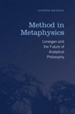 Method in Metaphysics by Andrew Beards image