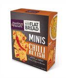 Huntley & Palmers Flat Bread Minis - Chilli Relish (140g)