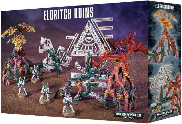 Warhammer Age of Sigmar: Deathworld - Eldritch Ruins