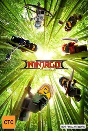 The Lego Ninjago Movie (4K UHD + Blu-ray) on UHD Blu-ray