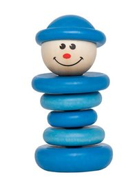 Hape: Boy Little Friend Rattle
