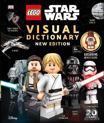 LEGO Star Wars Visual Dictionary New Edition by DK image