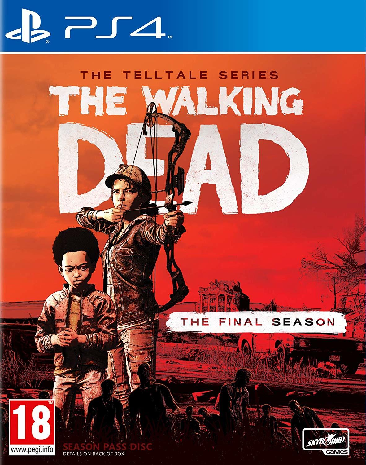 The Walking Dead - The Final Season for PS4 image