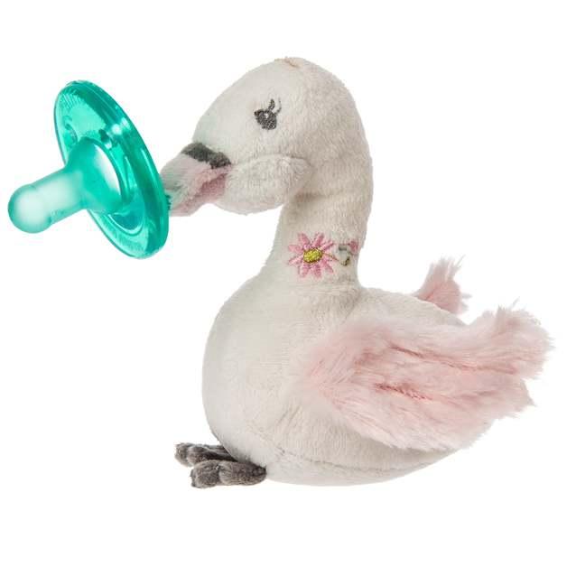 Mary Meyer: Itsy Glitzy Swan Wubbanub