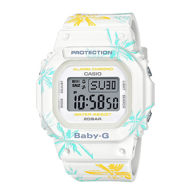 BGD560CF-7D Casio Baby-G Floral Series Watch