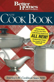 New Cook Book image