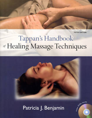 Tappan's Handbook of Healing Massage Techniques by Patricia J. Benjamin image