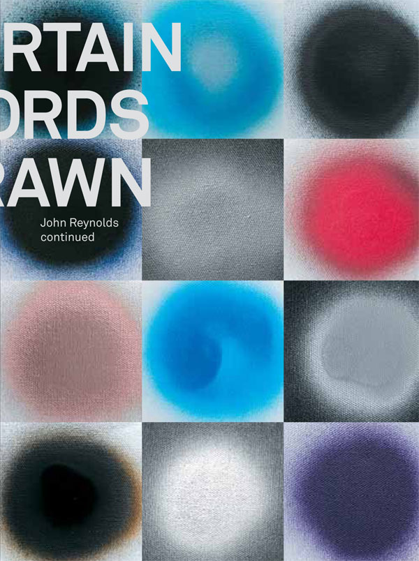 Certain Words Drawn by John Reynolds image