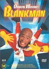 Blankman on DVD